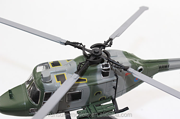 1:72 Scale Uk Westland Wg13 Lynx Ah7 Die Cast Helicopter Toy - Buy Die Cast  Toy,Plane Model,Toy Plane Product on Alibaba com