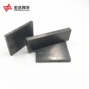Tungsten price per kg Tungsten carbide plate/carbide wear plate