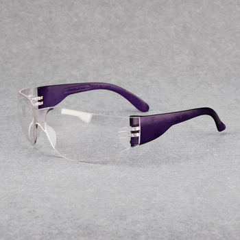 Glazzy Dark Protective Safety Work Glasses In China ,Cheap Safety Glasses Goggles Protective,Safety Glasses black temple safety