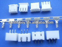 3 pin connector kit - 3 Pin Connector Lead Header 2.54mm 2.54-3P XH-3P Kit