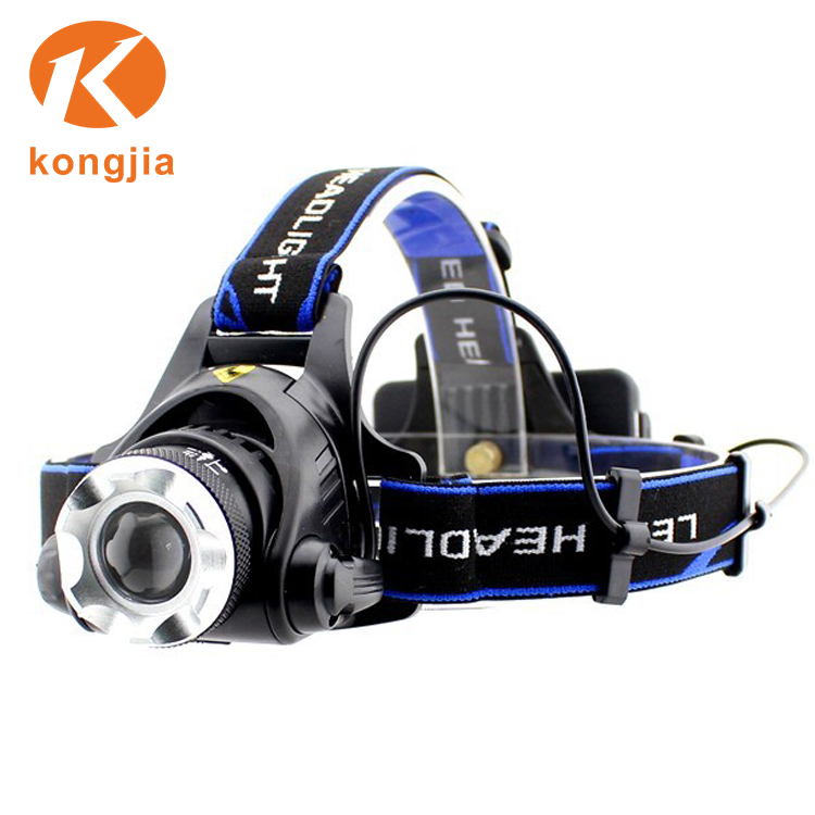 Professional High Quality 3 Modes high power headlamp Waterproof led headlamp for camping