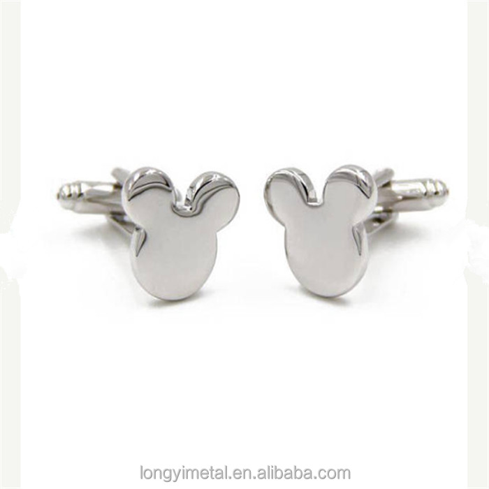 Customized Design Your Own Cufflink With Custom Logo