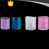 18/410 plastic flip top baby bottle cover for lotion