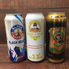 Oem available Lager beer Wheat Beer Stout In Cans