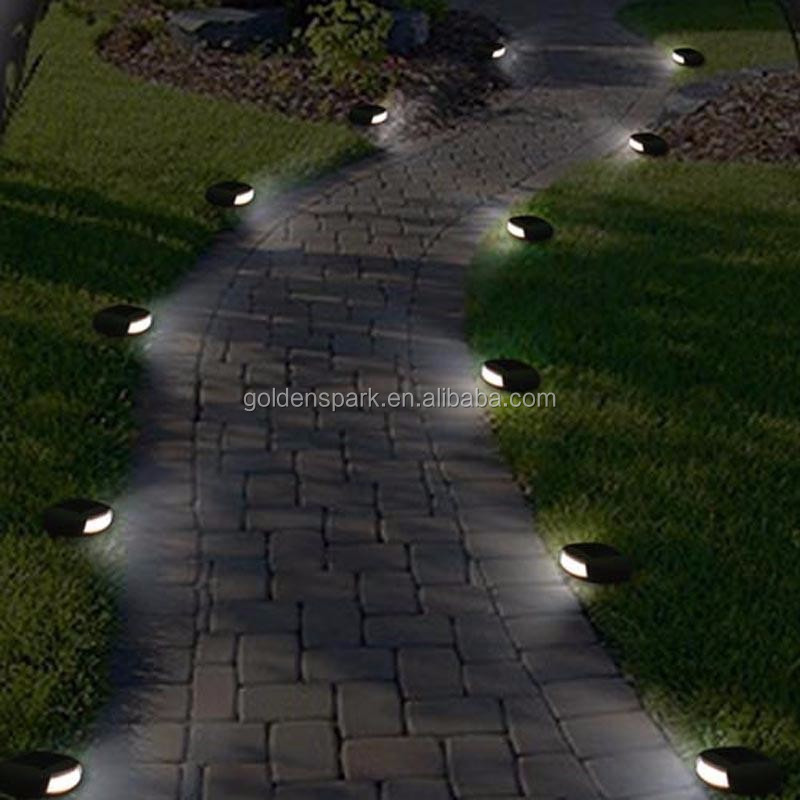 Solar Path Lights Led Pathway Landscape