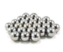 "China Factory 1/4"" 3/16"" 1/8"" economical Bicycle/motorcycle/Cycle carbon steel ball for sale"