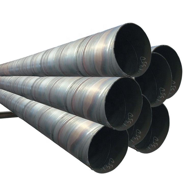 SSAW LSAW الكربون لحام أنابيب الصلب سعر للطن