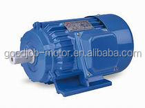 Y electric motor 0.75 KW three-phase induction motor