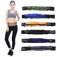 Wholesale hot sale mobile wallet exercise outdoors running waist bag