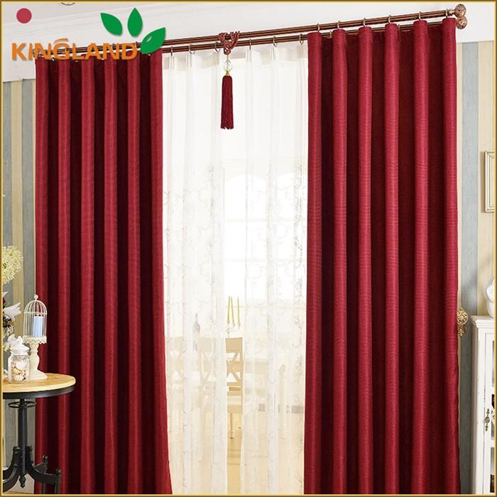 Fashionable Living Room Drape Blackout Curtain For Hotel Room Buy Living Room Drape Blackout