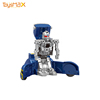 2017 Popular Multi Colors Changeable Attacking Robots For Children