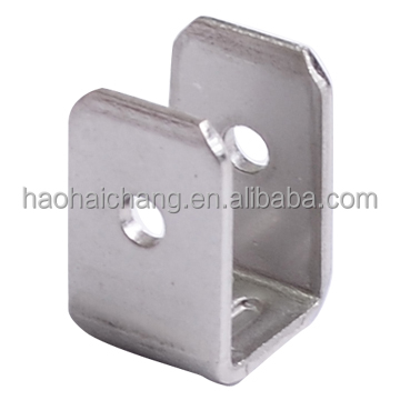 Custom Precision Stainless Steel U Shaped Brackets For
