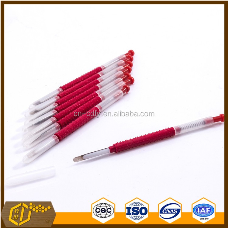 Beekeeping Bee Grafting Tools For Hive Queen Rearing Plastic Bee Needle#