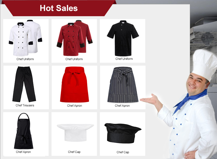 Restaurant Kitchen Uniforms 2017 modern restaurant kitchen cook chef uniform fabric - buy chef