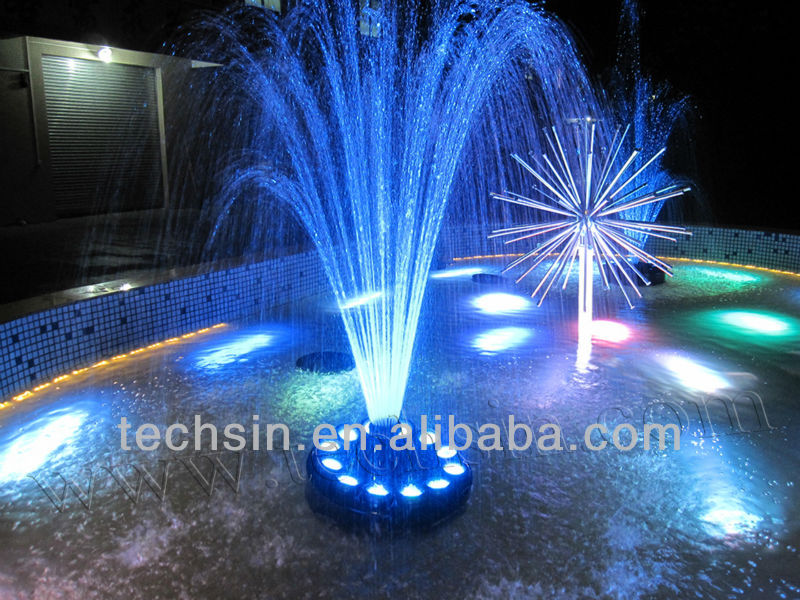Fountain Lighting Water Led Light View Pond Waterproof Ocean Mist Product Details From Foshan Nanhai