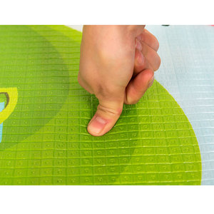 180*150*1.0cm Custom Design Waterproof 5mm Thick Play Mat