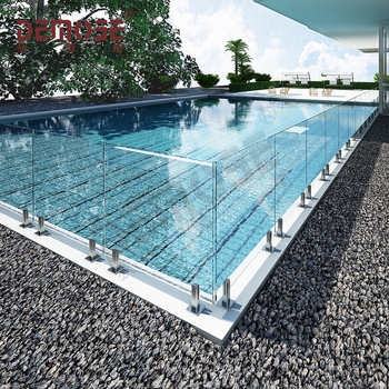 Glass Retractable Pool Fence For Outdoor Buy Retractable Pool
