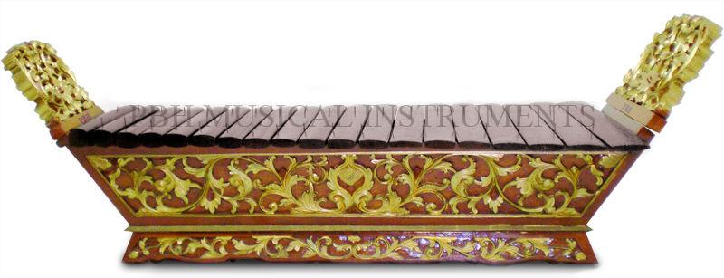 Atha Ananda 14 Alat Musik Tradisional Jawa Tengah Gambar Dan