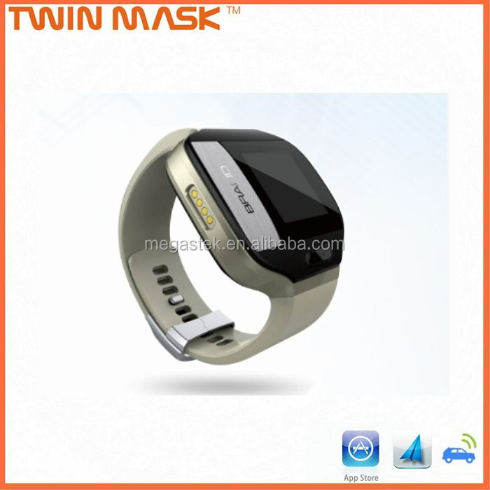 China TOP Ten Selling products with ECG monitoring for elderly health Wrist watch gps tracker