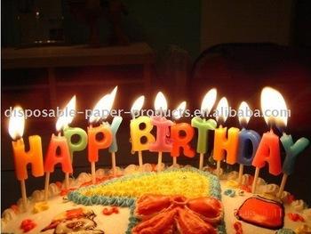 Awesome Happy Birthday Pick Candles Buy Happy Birthday Pick Candles Personalised Birthday Cards Akebfashionlily Jamesorg