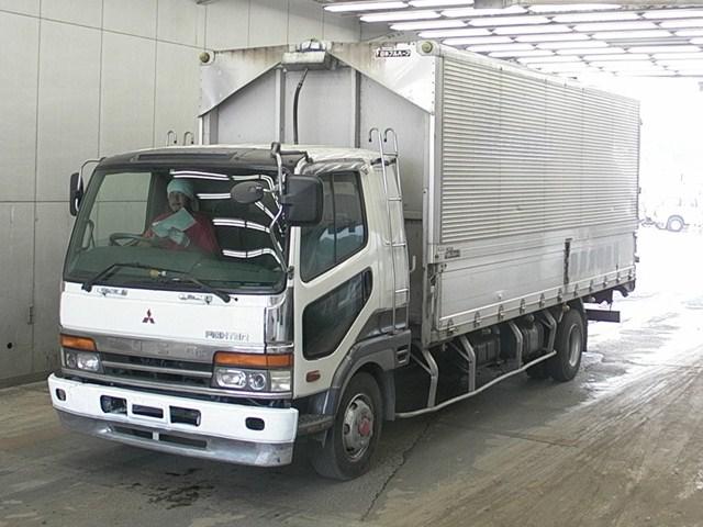 Mitsubishi Fuso Fighter Box Body Truck / 6d17 Engine