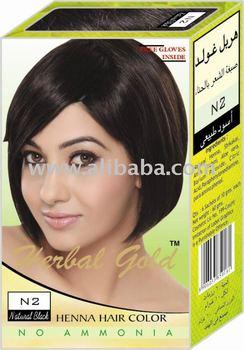 Herbal Gold Natural Black Henna Hair Color Buy Natural Black Henna