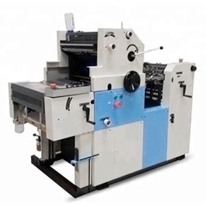 HC56 Offset Printer Price A3 Size Single Color Offset Printing Machine Price for Sale