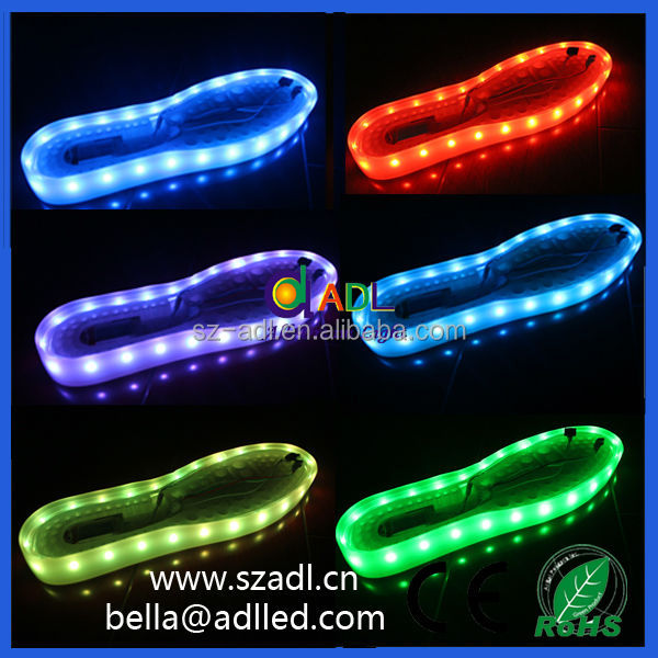 3-6v Battery Powered The Best Quality Led Running Shoes Light For ...