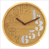 best selling products modern wall decor wood carving clock(12W70NA-253)
