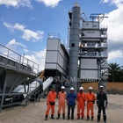 the price of asphalt mixing plant new with capacity 120t/h