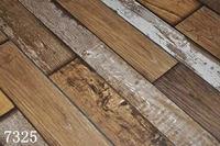 old fashion antique laminate HDF wood flooring