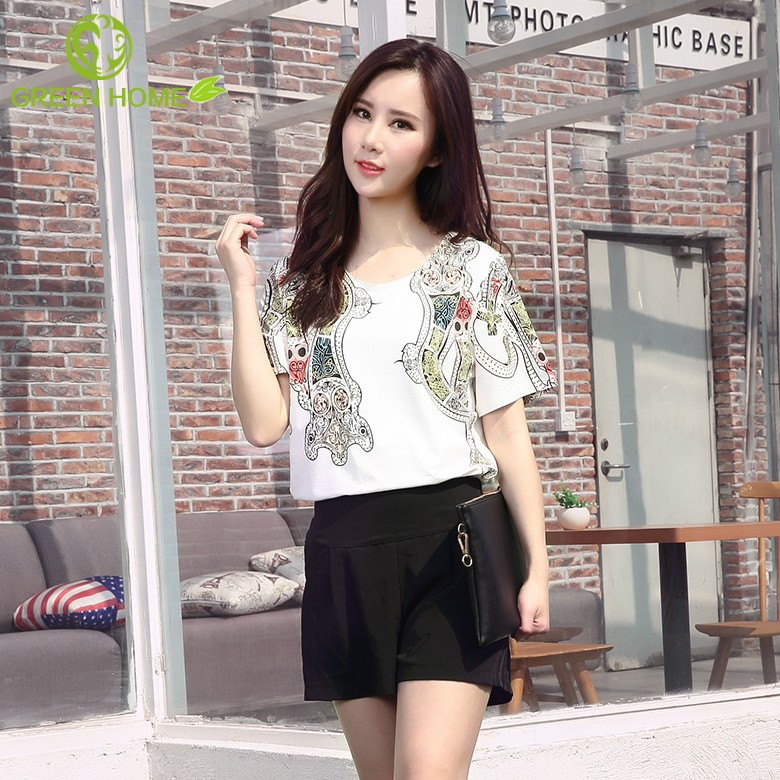 good quality o-neck women sleep wear pajama with cheap price