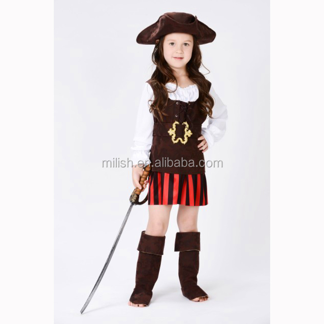 Party Halloween Kids Children Girl Japanese Samurai Fancy Dress Costume MAC 83