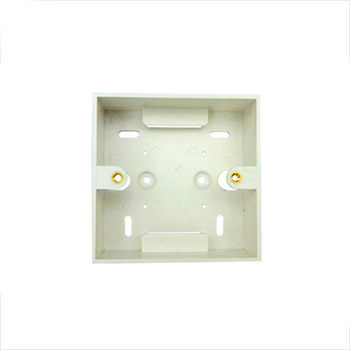 electric faceplate covers rj45 faceplate Back box 86 Type face plate Size:80*80*28mm