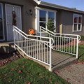 Powder Coating for Fence