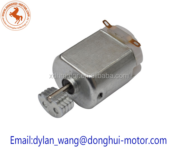 Micro DC Motor for Car Seat Massager and Lock