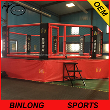 Custom design hexagonal cage fight MMA UFC cage boxing ring MMA cage for sale factory price