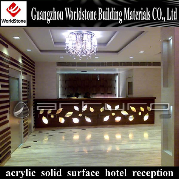 Perfect Design Led Hotel Reception Counter Buy Hotel Reception