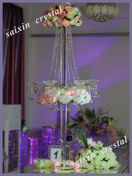 New desige tall crystal candelabra wedding decorations wholesale new desige tall crystal candelabra wedding decorations wholesale china junglespirit Image collections