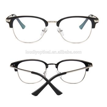 b028a91d52 China Wholesale Semi Rimless Glasses Frame - Buy Glasses Frame ...
