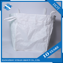 2016 high quality non porous pp woven jumbo big ton bag