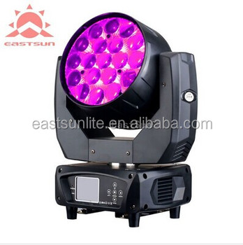 19 12w Aura Scanner Led Moving Head Lighting Product On Alibaba