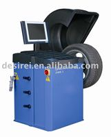 car wheel balancer and garage equipment DWB-3