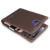 RFID Blocking Premium imitation leather money clip mini bifold Wallet Credit Card Holder Travel Wallet with Thumb notch
