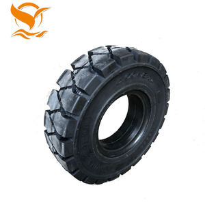 2018 china factory direct sale best new product about forklift airless tire