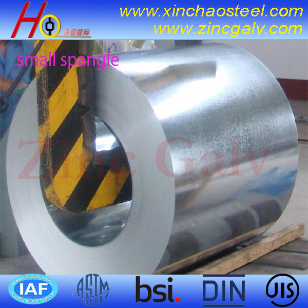 DX51D galvanized sheet price in China gi steel coil