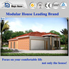 Shandong Magic Housing fast building refugee camp prefabricated house,new 2 bedroom prefabricated modular houses modern cheap