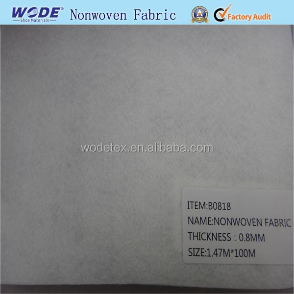 100% Polyester 0.80mm 1.00mmThickness Hard And Thick Needle Felt Filter Cloth Fabric Material