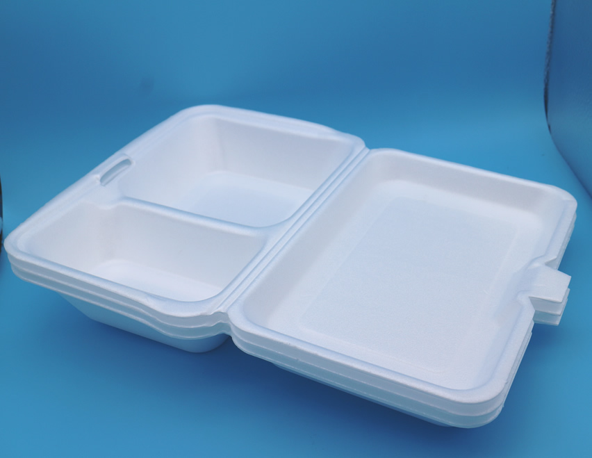 High Quality Foam Lunch Box, disposable foam food containers, foam food container
