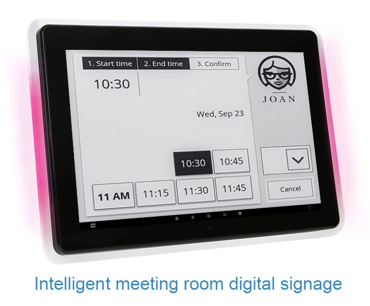 Touch Conference Panel 15.6 Inch Android Tablet 15.6 Inch Meeting Room Digital Signage